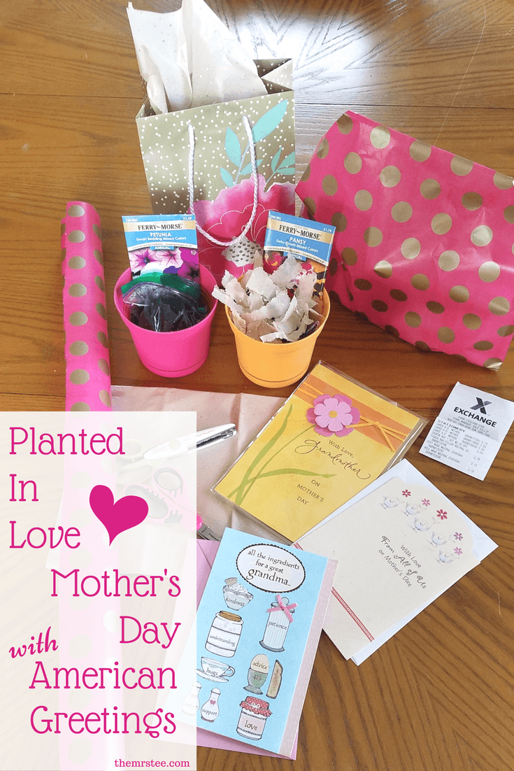 Planted In Love Mothers Day With American Greetings Themrstee