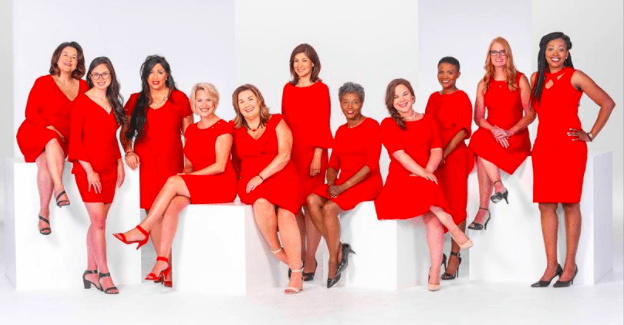 Sandhills Go Red For Women Luncheon
