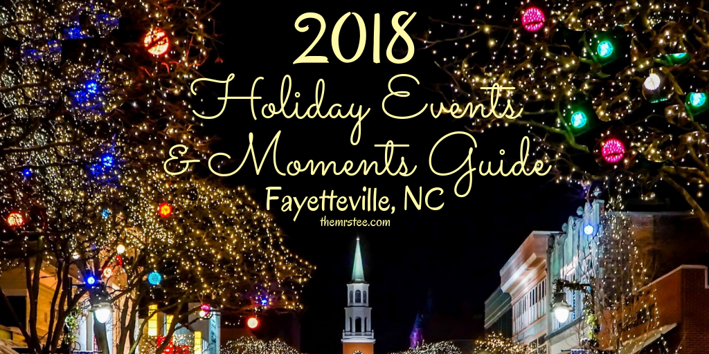 2018 Holiday Events & Moments Guide